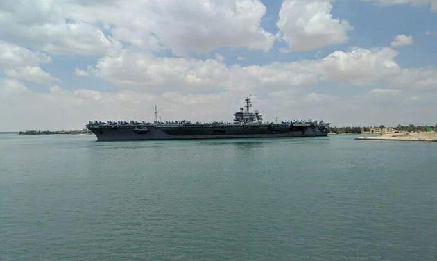 Reuters: Οι ΗΠΑ θα στείλουν το αεροπλανοφόρο USS Abraham Lincoln στα Στενά του Ορμούζ αν