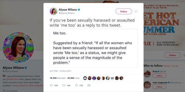 Campaigns Like #MeToo Won't Dismantle Rape Culture, Advocates