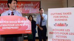 ► Trudeau, Scheer Each Have Unusual Exchanges With