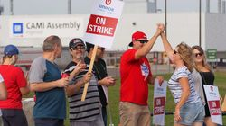 Ontario GM Plant Reaches Deal With Workers After 4-Week