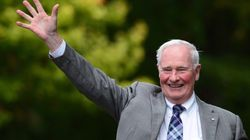 Ex-Governor General David Johnston Has A New