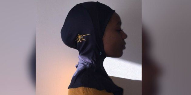 About 50 female students at Dakota Collegiate in Winnipeg wear hijabs. Now, they can get custom hijabs...