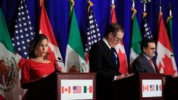 'This Is Troubling': NAFTA Tensions Erupt At Press
