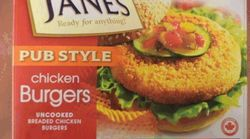 Janes Breaded Chicken Products Recalled Over Salmonella