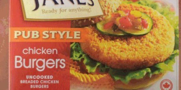 Janes Breaded Chicken Burgers, Cutlettes Recalled Over Salmonella