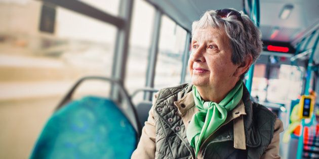 This Is Why You Shouldn't Offer Your Seat To The Elderly, Claim Health