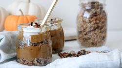 Deconstructed Pumpkin Pie That Can Double As Dessert Or