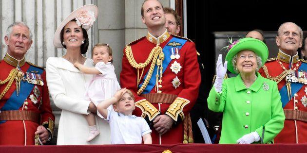 Members of the Royal