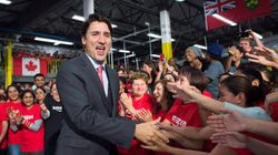 Trudeau Leads Canada's Pitch For Amazon