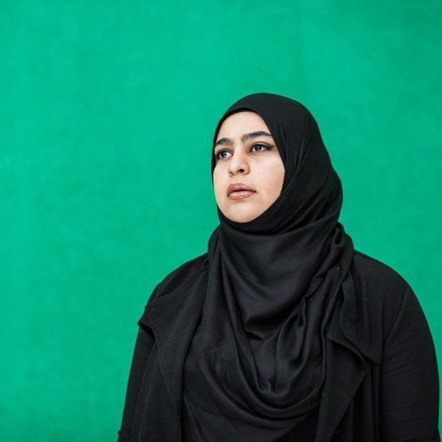 Pictured is Masuma Asad Khan who says that the idea of needing to take training to talk about race is...