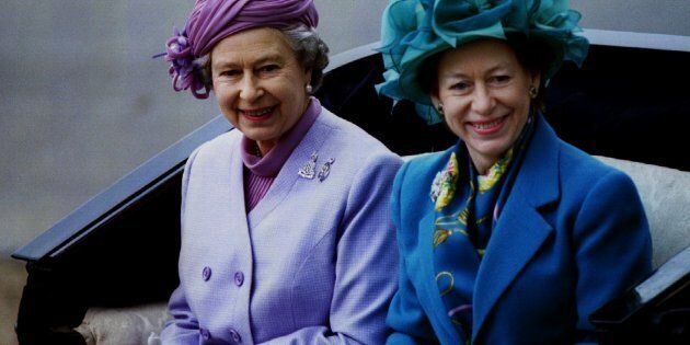 Queen Elizabeth II and Princess