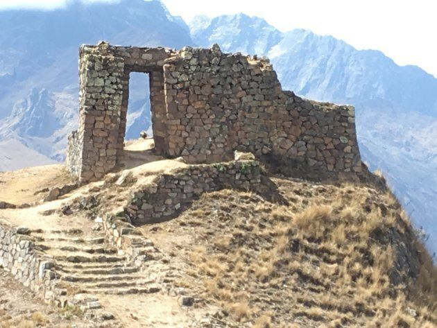 Huayrapunku Wind Gate, Sacred