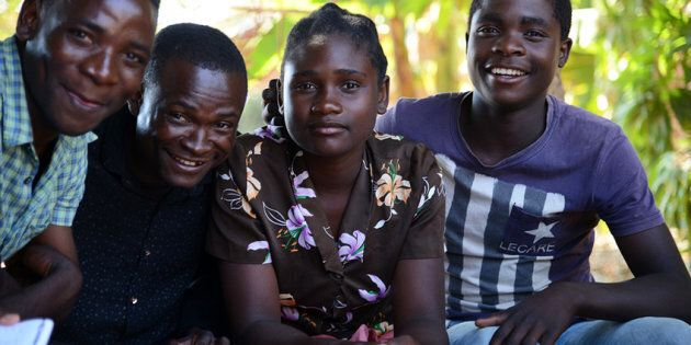 Young campaigners in Malawi pushed the government to amend the constitution of their country to end child marriage.