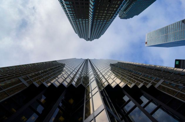 Skyscrapers in Downtown Toronto, Financial
