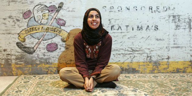 Zarqa Nawaz, one of the creators of