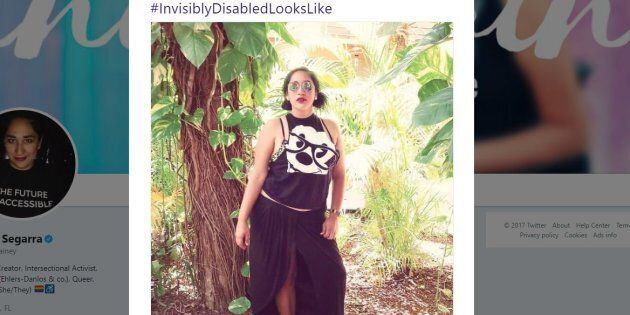 People Share Powerful Photos Of What Invisible Disabilities Look