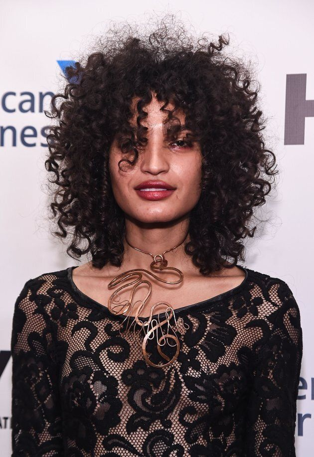 """Actress Indya Moore stars in """"Pose."""""""