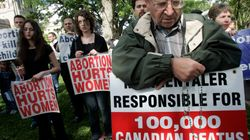 Ontario Bill Makes It Illegal To Protest Outside Abortion