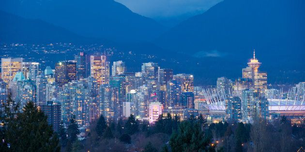 Vancouver's housing market is less affordable than the U.S.'s two famously pricey housing markets, Manhattan and San Francisco.