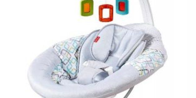 Fisher-Price is recalling motorized infant seats due to a fire