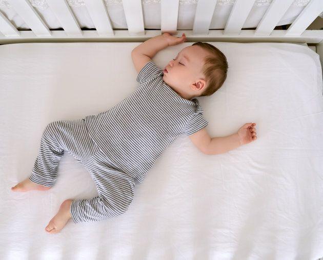Try adjusting sleep times by 15 minutes per