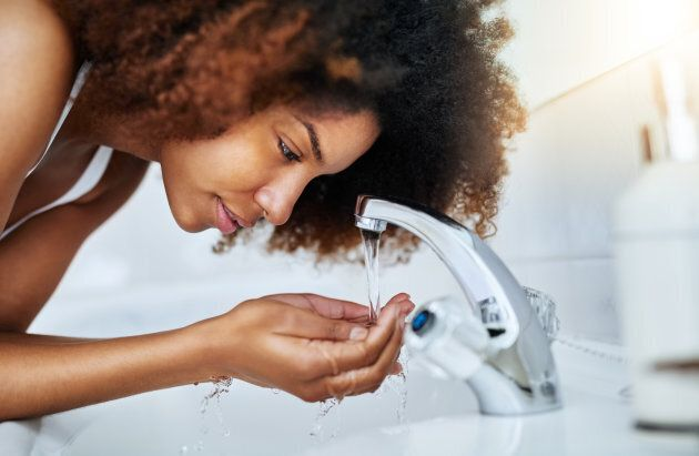 You've Been Washing Your Face Wrong This Whole
