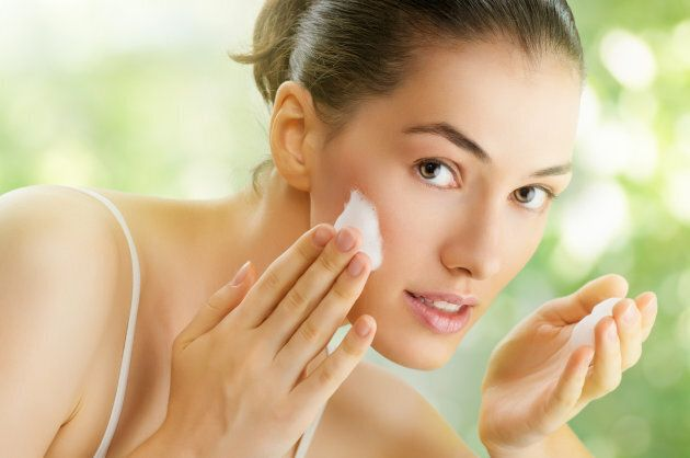 Double-cleansing can tackle different types of