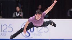 Patrick Chan May Compete For Title In Someone Else's