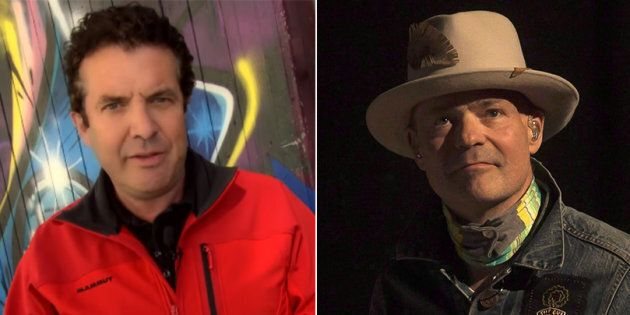 CBC comedian Rick Mercer told a story on his show about a phone call he had with Gord