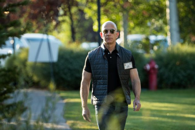 Jeff Bezos, co-founder and CEO of Amazon, surpassed Microsoft founder Bill Gates as the world's richest...
