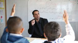 A Burning Motivation To Learn Helps Students From War Zones Beat the