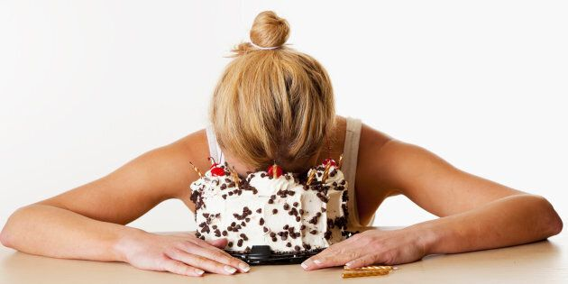 Knee-Jerk Reactions To Failing To Meet Your Health Goals Don't