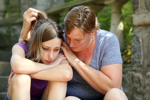 How To Intervene If Your Daughter Is Harming