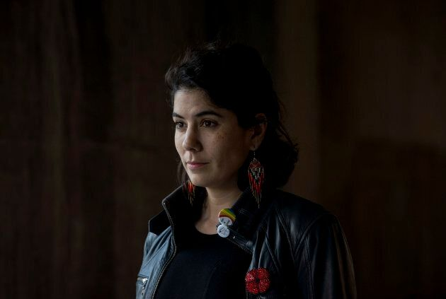Rebecca Thomas, Mi'kmaq poet laureate who poetically pushed Halifax to rethink how it commemorates its...