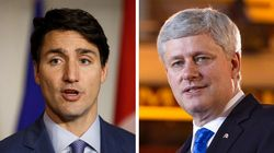 Trudeau Refuses To Hit Back At Harper For NAFTA
