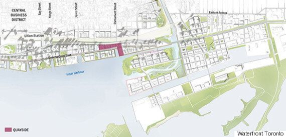 Toronto Will Reflect On Google's Quayside As City Building Done