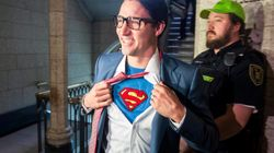 It's Halloween, So Of Course Justin Trudeau Dressed