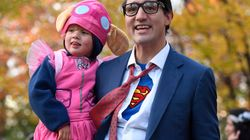 Trudeau's Youngest Son's Costume Will Get Full Preschooler
