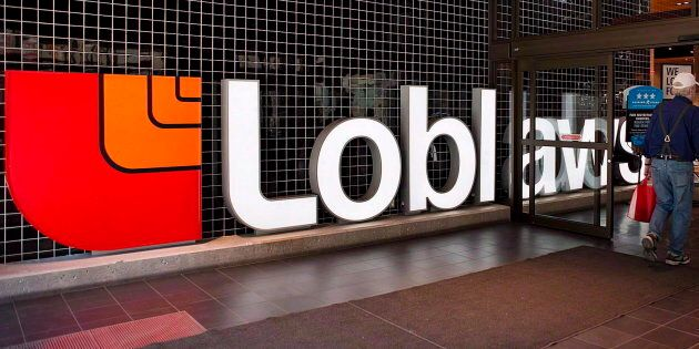 The Loblaws location on Carlton Street in Toronto on May 2,
