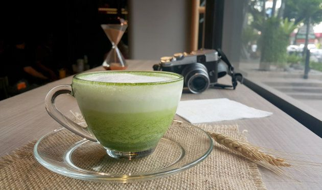 A $6 matcha latte each day is the kind of purchase you'll want to reconsider if you're trying to curb your spending.