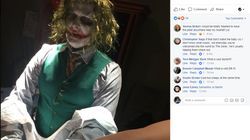 This Woman's Baby Was Delivered By The Joker And The Photos Are ...