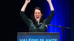 Valérie Plante Will Be Montreal's First Female