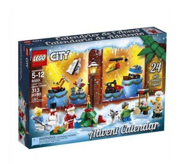 The Lego advent