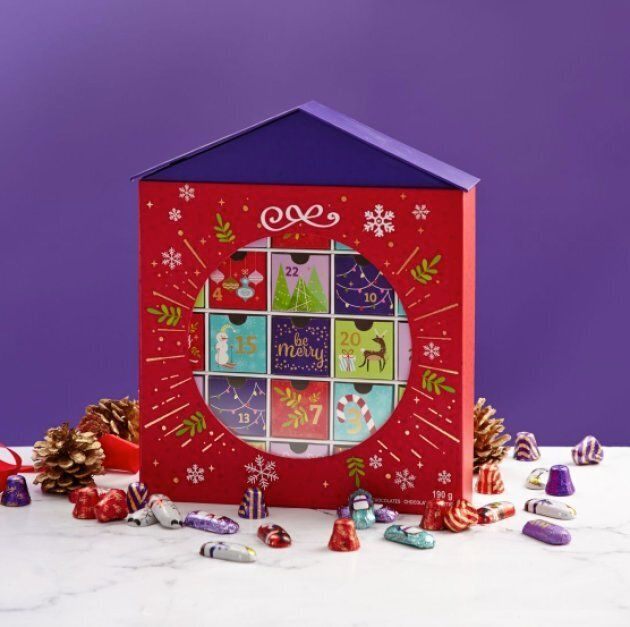 Purdys Chocolatier Home for the Holidays Advent