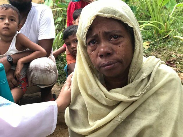 Fozia Alvi, Calgary Doctor, Describes The Horrors Rohingya Refugees Face In