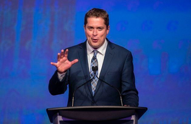 Andrew Scheer, leader of the Conservative Party of Canada.