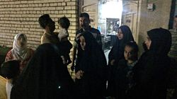 Hundreds Of People Dead After Earthquake Hits Iran-Iraq