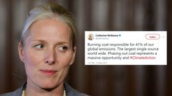 McKenna Tweets About Pitfalls Of Coal During U.S. Event Promoting