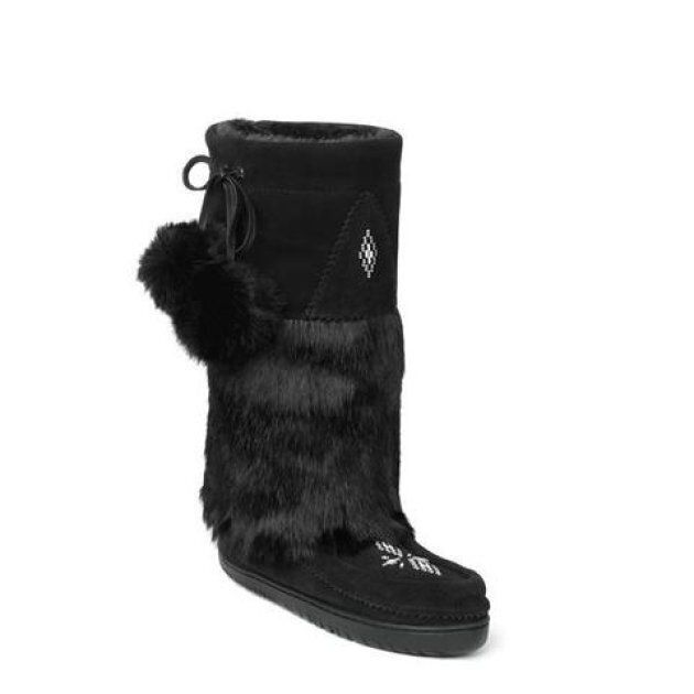 The Snowy Owl Mukluk boots from Manitobah