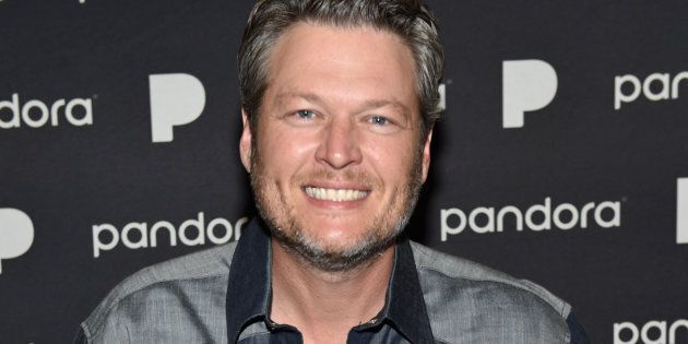 Social Media Is Flabbergasted That Blake Shelton Is People Magazine's Sexiest Man
